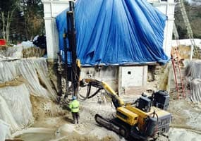Drilling and Blasting Services for Homeowners