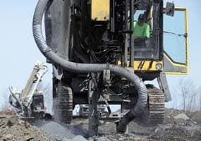 Drilling and Blasting Services for Municipalities